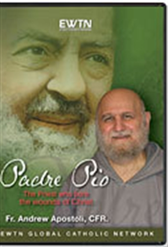 Padre pio the priest who bore the wounds of christ by fr. andrew apostoli  cfr