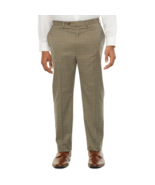 """Shaquille O'Neal XLG Plaid Stretch Classic Fit Suit Pants 44""""W X 29""""L Ms... - $49.99"""