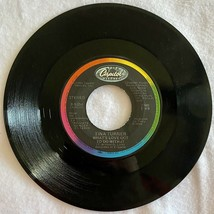 Tina Turner What's Love Got To Do With It 45 RPM Vinyl Record 1984 Capitol - $9.89