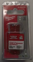 "MILWAUKEE 49-56-0753 3/4"" Carbide Tipped Hole Saw USA - $7.92"