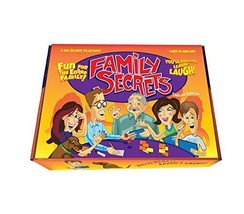 Family Secrets - The Perfect Cross-Generational Family Game. Opens Up Un... - $33.95