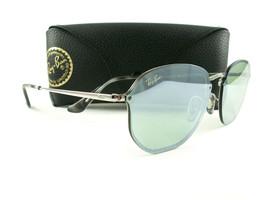 Ray-Ban Sunglasses RB3579N Blaze Hexagonal 003/30 New Authentic - $104.25