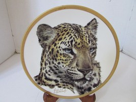 Lenox Great Cats Of The World Chinese Leopard #A7252 Ltd Ed 1994 - $5.89