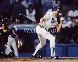Kirk Gibson 1988 Home Run Los Angeles Dodgers EOS 8X10 Color Baseball Photo - $6.99