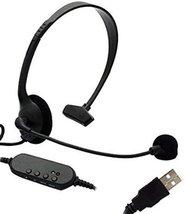 KMD Gaming Chat Head Set-Black, PlayStation 3 [video game] - $15.73