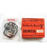 Honda CS65 S65 C110 CA110 Carburetor Repair Kit Nos - $33.59