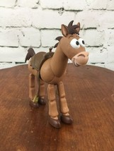 Disney Pixar Toy Story Bullseye Horse Action Figure Walking Legs Jointed... - $19.79
