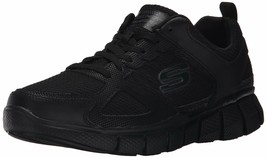 Skechers Men's Equalizer 2.0 True Balance Sneaker Black 11 M Us 51532 - $44.54