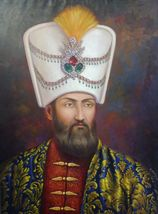 OOAK Sexual Ottoman Empire Sultans - Options - Vessel Choice or Direct Bind - $199.00+
