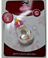 Gotz Puppenmanufaktur Doll Baby Bottle Magically Empties & Fills New Sealed - $9.99