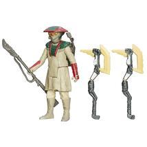 Star Wars The Force Awakens 3.75-Inch Figure Desert Mission Constable Zuvio - $4.72