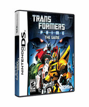 Transformers Prime: The Game (Nintendo DS, 2012) GAME ONLY - $10.45