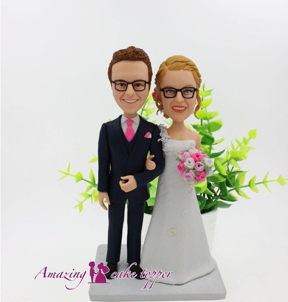 Groom Wedding Ideas: 2019 AMAZING CAKE TOPPER Toys Wedding Birthday Bird And