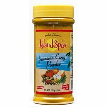 Island Spice Jamaican Curry Powder, 6 ounce (Pack of 2) - $14.78