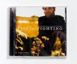 Five for Fighting - The Battle for Everything - $4.65