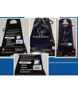 NFL Houston Texans Foldable Water Bottle 16 oz NWT - $6.99