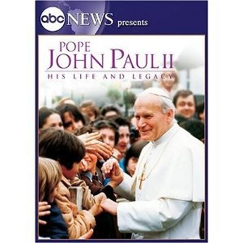 Pope john paul ii his life   legacy   abc news