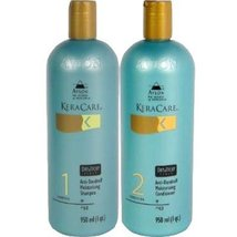 Avlon Keracare Dry & Itchy Conditioner 32oz and Dry & Itchy Scalp Moistu... - $52.66