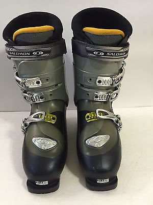 Salomon Ellipse 8.0 Mens Downhill Snow Ski Boots 27.5 Size 9.5 US