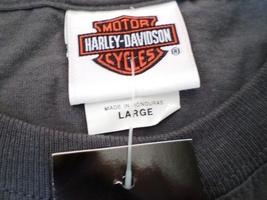 Harley-Davidson Charcoal T-Shirt Large Kauai, Hawaii NWT image 6