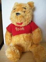 """Disney 12"""" Winnie the Pooh Shaggy Plush Toy  - $25.00"""