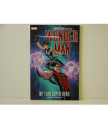 WONDER MAN: MY FAIR SUPERHERO - GRAPHIC NOVEL - FREE SHIPPING - $11.30
