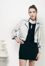 90s vintage cropped denim jacket - $39.45