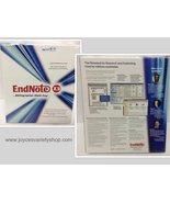 EndNote X3 MAC Publishing Software NIB  - $49.99