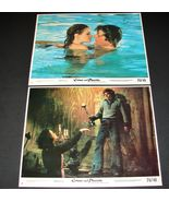 2 1976 Movie CRIME AND PASSION 8x10 Lobby Cards Karen Black, Joseph Bottoms - $19.95