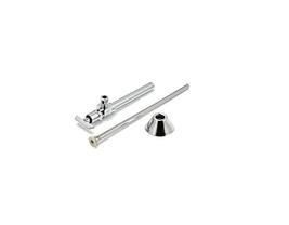"McGuire LF172LK 1/2"" Sweat X Compression Closet Supply W Loose Key Handl... - $20.00"