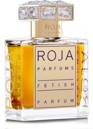 FETISH PARFUM by ROJA DOVE 5ml Travel Spray VETIVER JASMIN CASTOREUM Perfume