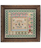 CLEARANCE Antonia de Cruzba reproduction sampler Threads Of Memory   - $14.00