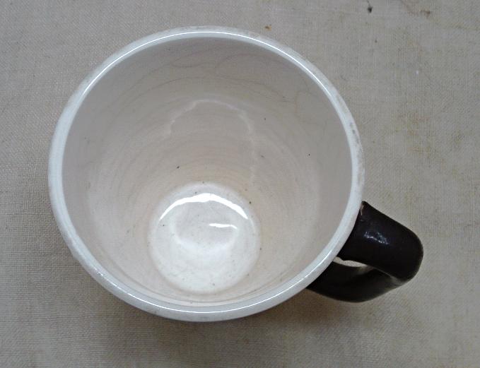 Vintage Retro Mid Century SIP N SMOKE Coffee Time Set Ashtray & Coffee Cup