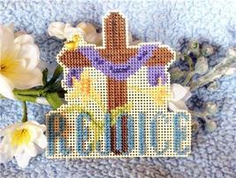 CLEARANCE Rejoice cross stitch chart Flowers 2 Flowers - $2.00