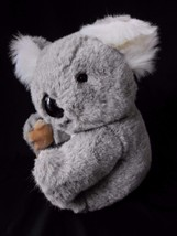 "Mary Meyer Gray Koala Bear 10"" Vintage Stuffed Plush Animal - $19.55"