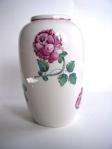 Tiffany & Co Vase Strasbourg Flowers Made In Po... - $19.75