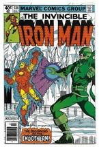 Bronze Age 1980 Iron Man Comic 136 from Marvel Comics  - £2.34 GBP