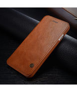 iPhone 6S Luxury PU Leather Flip style protective wallet case - $17.34