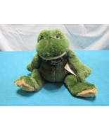 Ganz Heritage Collection Frog Quintin H3573 Still has Tags Weighted Feet - $11.89