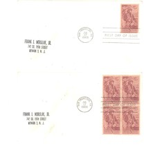 Dante Alighieri 700th Anniversary First Day Covers July 17, 1965 - $2.99