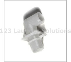 Whirlpoolwasher Drain Hose Outlet Connector W10003260 for model # CGT8000 - $27.43