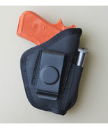 Inside Pants Inside Waistband Gun Holster Mag Pouch for TAURUS TCP Pistol - $18.76