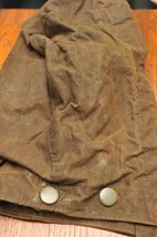 VINTAGE BARBOUR WAX HOOD XS - SMALL SIZE FOR SO... - $49.99