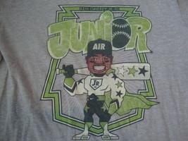 Nike Ken Griffey Jr Seattle Mariners Caricature T Shirt Youth XL adult M     - $25.68