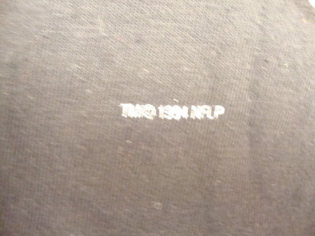 Vintage NFL Cincinnati BENGALS magic johnson brand intense T Shirt L XL