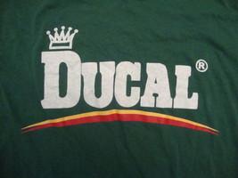 Vintage Ducal green crown Rare T Shirt XL  - $19.74