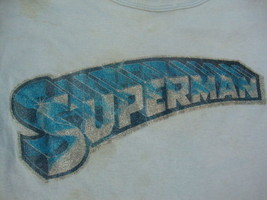 Vintage Superman 70's Marvel Comics Iron On T S... - £11.57 GBP