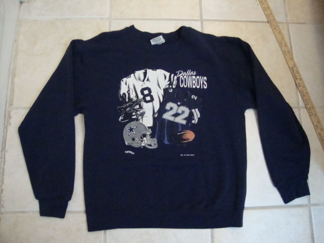 info for 8fe77 59876 Vintage Dallas Cowboys 1994 Troy Aikman and 50 similar items