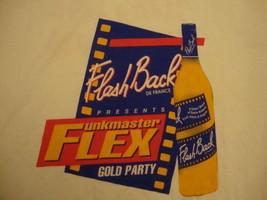 Rare Funkmaster Flex Flashback de france rap hip hop concert tour T Shir... - $27.66