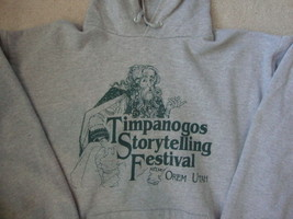 Timpanogos Storytelling Festival Orem Utah Wizard Warlock Magic Sweatshi... - $29.64